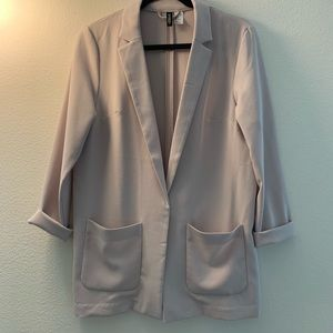 H&M light weight blazer